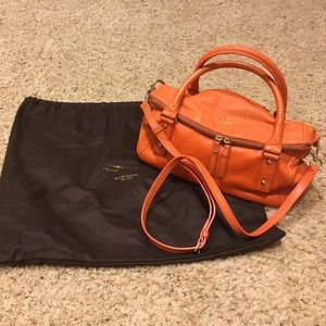 Kate Spade small cobble hill Leslie satchel